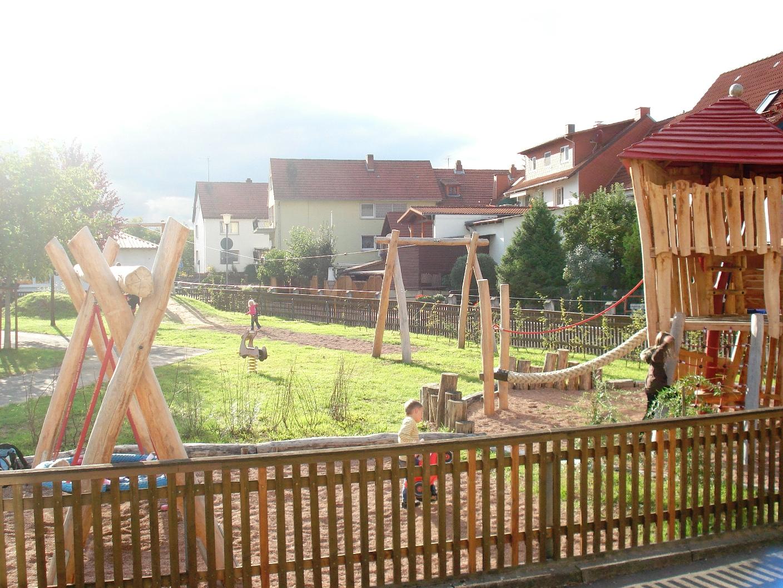 Spielplatz Luisenweg
