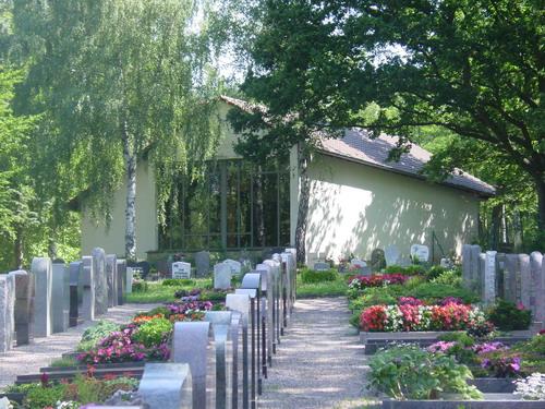 Neuer Friedhof in Ronshausen